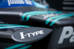2017 Jaguar I-type detail