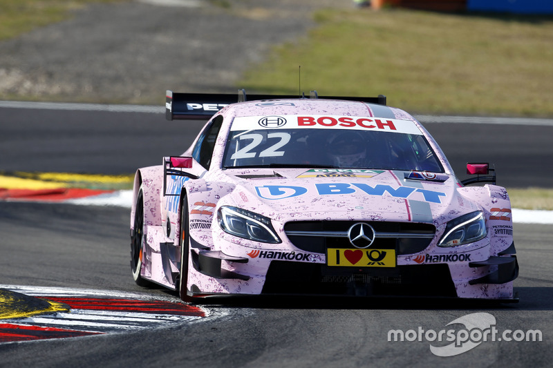 7. Lucas Auer, Mercedes-AMG Team Mücke, Mercedes-AMG C63 DTM