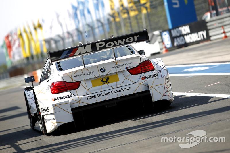 13. Martin Tomczyk, BMW Team Schnitzer, BMW M4 DTM