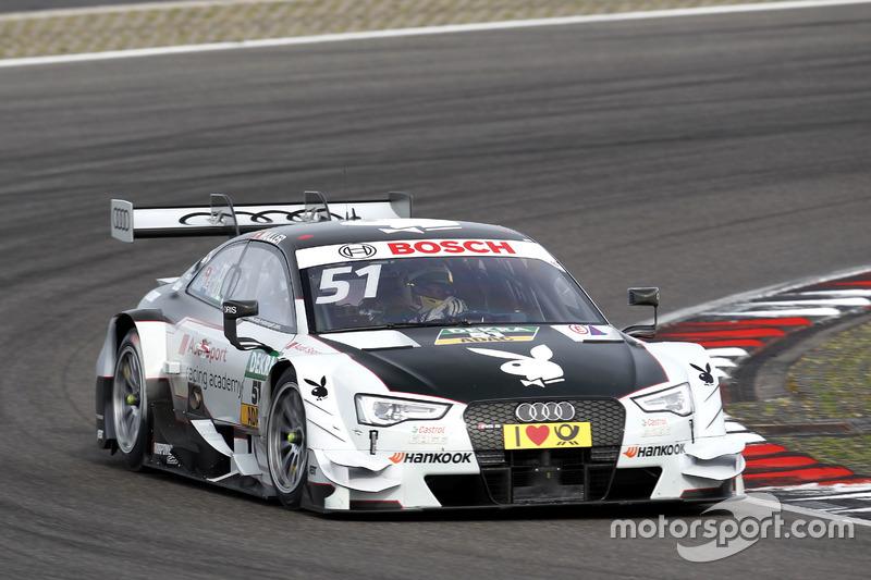 Ausgefallen: Nico Müller, Audi Sport Team Abt Sportsline, Audi RS 5 DTM