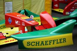 ABT Schaeffler FE01, loghi Schaeffler