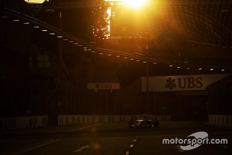 Felipe Nasr, Sauber F1 Team C35