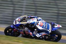 Sylvain Guintoli, Yamaha Factory Racing