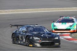 #12 Boutsen Ginion Racing BMW M6 GT3: Olivier Grotz, Karim Ojjeh, Julian Darras