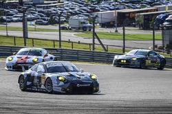 #88 Proton Racing, Porsche 911 RSR: Khaled Al Qubaisi, David Heinemeier Hansson, Kevin Estre