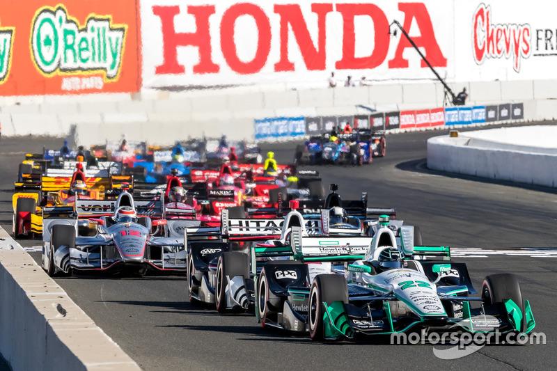 #8: Der letzte IndyCar-Start in diesem Jahr