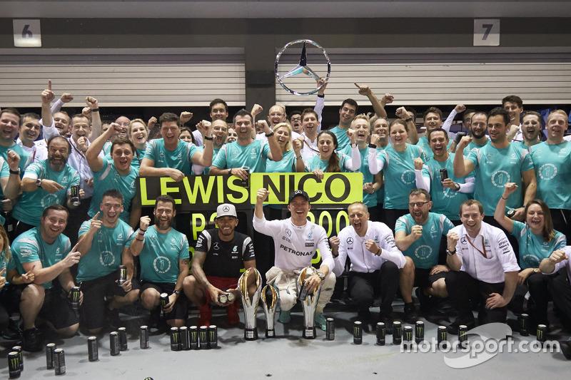 Mercedes (Campeonato de constructores)