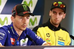 Jorge Lorenzo, Yamaha Factory Racing, Alex Rins, Paginas Amarillas HP 40