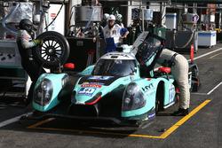 #23 Panis Barthez Competition, Ligier JS P2 Nissan: Fabien Barthez, Timothe Buret, Paul-Loup Chatin