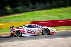 #60 Formula Racing Ferrari F458 Italia: Джонні Лауренс, Міккель Мак, Крістіна Нільсен