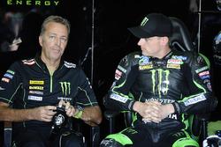 Alex Lowes, Tech 3 Yamaha, Hervé Poncharal, Monster Yamaha Tech 3 Director del equipo