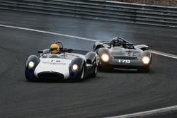 #16 Cooper Monaco T61M (1963): Chris Jolly, Steve Farthing
