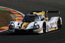 #15 RLR MSport, Ligier JS P3-Nissan: Morten Dons, Anthony Wells, Alisdair McCaig