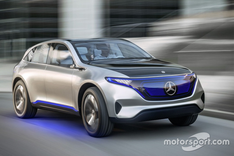 Concept Mercedes Generation EQ