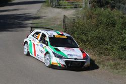 Фабио Андольфи и Мануэль Феноли, Hyundai i20 R5