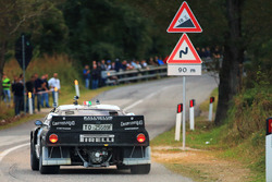 Маркку Ален, Lancia Rally 037, Rallylegend 2014 года