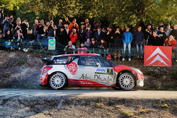 Kris Meeke, Paul Nagle, Citroën DS3 WRC, Citroën World Rally Team