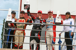 Mariano Werner, Werner Competicion Ford, Guillermo Ortelli, JP Racing Chevrolet, Juan Martin Trucco, JMT Motorsport Dodge