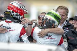 Dominik Fugel, Team Honda ADAC Sachsen, Honda Civic TCR und Steve Kirsch, Team Honda ADAC Sachsen, Honda Civic TCR