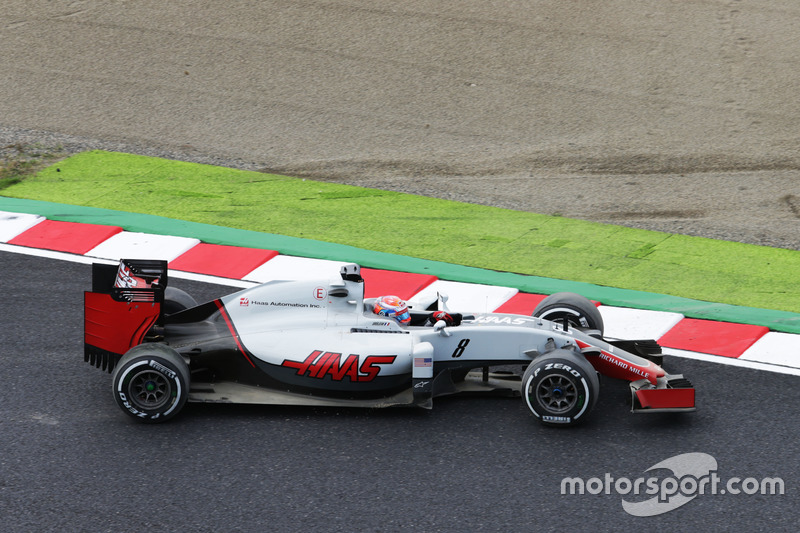 7: Romain Grosjean, Haas F1 Team VF-16