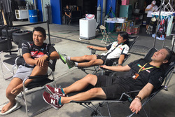 Goodsmile Racing & Team Ukyo atmosphere