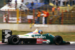 Gerhard Berger, Benetton