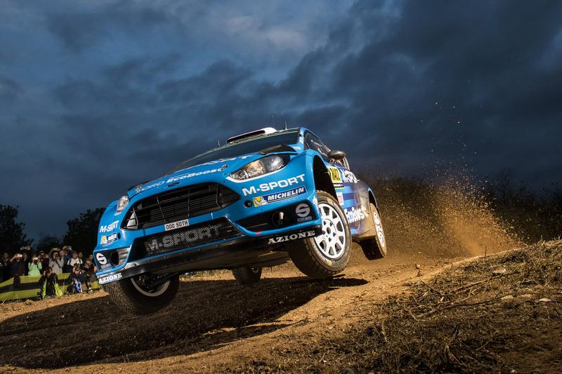 2. Мадс Остберг, Ола Флоене, M-Sport Ford Fiesta WRC