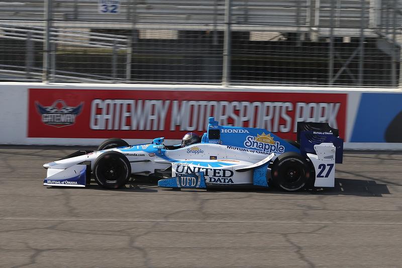 Марко Андретті, №27, Andretti Autosport Honda