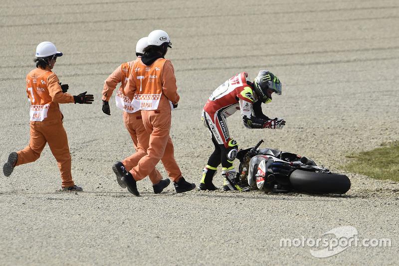 5. Cal Crutchlow, Team LCR, Honda