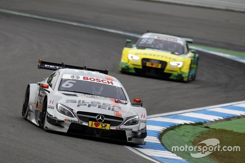 2016 год, пожалуй, самый неудачный в истории Mercedes в DTM. Четыре победы в 18 гонках, третье место в кубке производителей и ни одного пилота Mercedes в тройке по итогам сезона