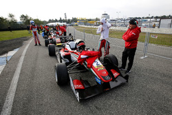 Ник Кэссиди, Prema Powerteam Dallara F312 - Mercedes-Benz