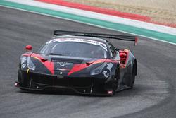 #10 Ferrari 458-SGT3, Easy Race: Melo-Schirò
