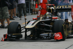 Nick Heidfeld, Renault