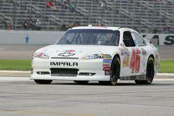 J.J. Yeley, Whitney Motorsport Chevrolet