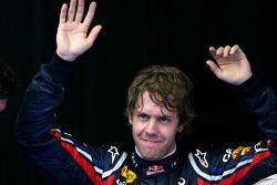 Pole: Kazanan Sebastian Vettel, Red Bull Racing