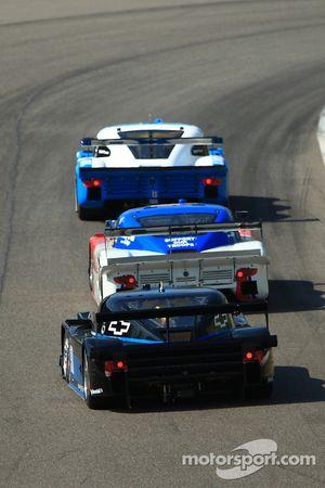 #90 Spirit of Daytona Racing Chevrolet Coyote: Paul Edwards, Antonio Garcia