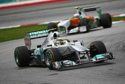 Nico Rosberg, Mercedes GP F1 Team