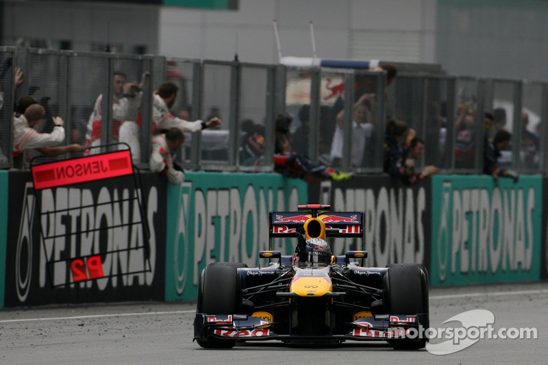 2011 Sebastian Vettel, Red Bull Racing