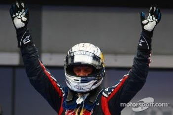 Vettel is still the man to beat