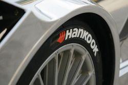 Новые шины Hankook для DTM