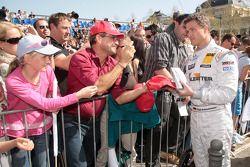 Ralf Schumacher Team HWA AMG Mercedes C-Klasse