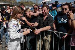 Susie Stoddart Persson Motorsport, AMG Mercedes C-Klasse