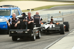 Sam Schmidt Motorsports team members