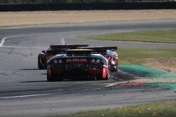 #6 Swiss Racing Lamborghini Murcielago 67: Max Nilsson, Jiri Janak