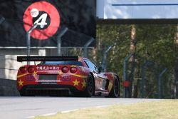 #20 Sumo Power GT Nissan GT-R: Enrique Bernoldi, Ricardo Zonta