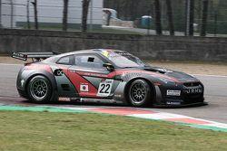 JR Motorsports Nissan GT-R : Peter Dumbreck, Richard Westbrook