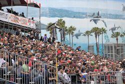 Long Beach Drift publiek