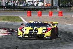 #10 Belgian Racing Ford GT Matech: Milos Pavlovic, Martin Matzke