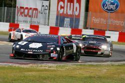 #5 Karl Wendlinger, Peter Kox,Lamborghini Murcielago 670 R-SV,Swiss Racing Team