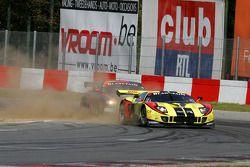 #10 Martin Matzke, Milos Pavlovic, Ford GT Matech; Belgian Racing
